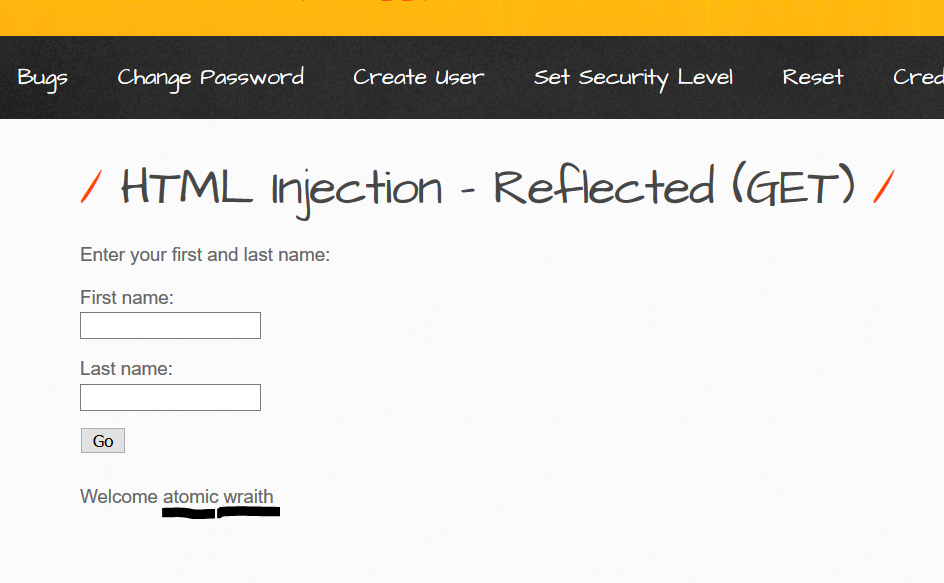 bwapp html injection how to 35